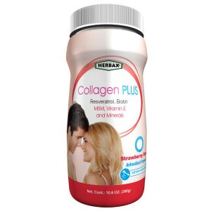 Collagen Plus - Strawberry