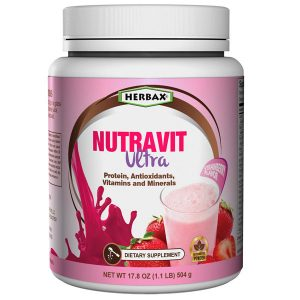 Nutravit Ultra - Strawberry